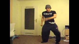 Step up-Darin freestyle dance