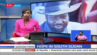 Hope in South Sudan: Salva Kiir, Riek Machar trike deal in bid to form power sharing government