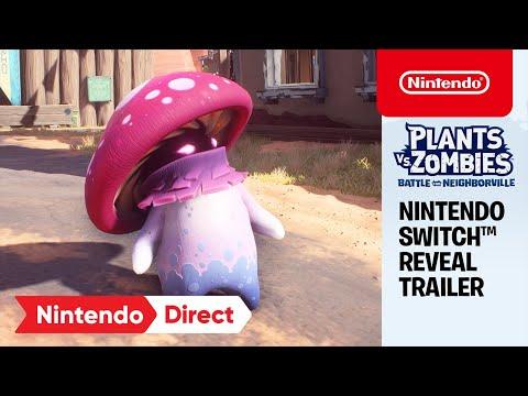 Complete Edition – Reveal Trailer – Nintendo Switch de Plants vs. Zombies : La Bataille de Neighborville