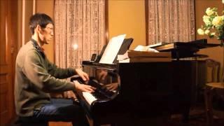 Schumann Davidsbündlertänze, Op.6 #14 (Zart und singend)