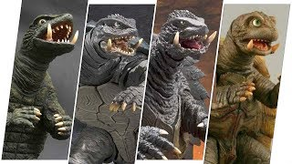 Gamera Evolution in Movies.
