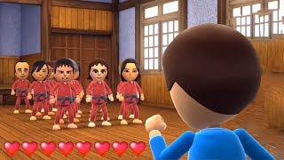 Wii Party U - Dojo Domination (Master Difficulty) #2