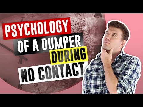 Dumper no psychology of contact on Will female