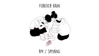 RM 'forever Rain'   Piano Cover