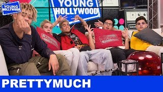 What It's Like To Date The Boys Of PRETTYMUCH!
