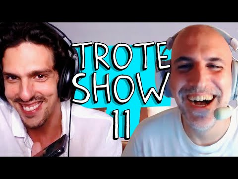 NOVO TÉCNICO DO GOYTACAZ - TROTE SHOW #11