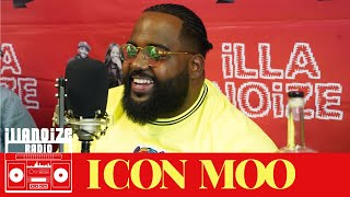iCON Moo on the growth of iCON, overcoming negativity, fashion trends & more | iLLANOiZE Radio