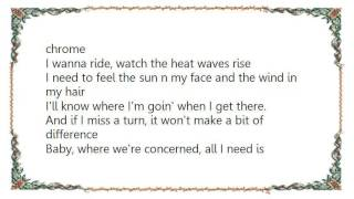Chris Cagle - When I Get There Lyrics