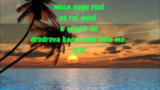 drodrolagi kei nautusolo - sa seavu (lyrics)