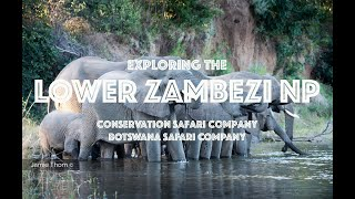 Amazing Lower Zambezi, luxury Zambia Safari