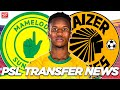 Zwane To Kaizer Chiefs,Makaringe Signs For Orlando Pirates? The Woza Nazo Daily News & Transfer Show