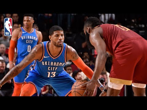 Thunder vs Rockets | Full Game Recap:  Harden, Westbrook & Paul George Put On A Show In Houston