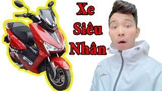 PHD | Trải Nghiệm Xe Điện Khủng Nhất Việt Nam | Electric Motorbike
