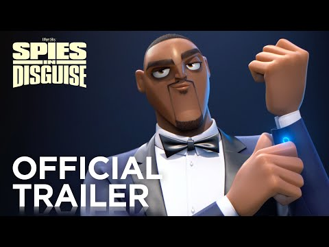 Trailer film Spies in Disguise