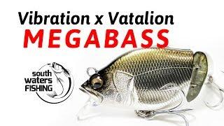 Воблер megabass vibration-x vatalion ss