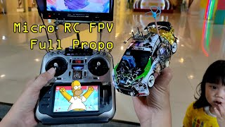 Petualangan FPV Micro RC Ajaib :D WLToys K989