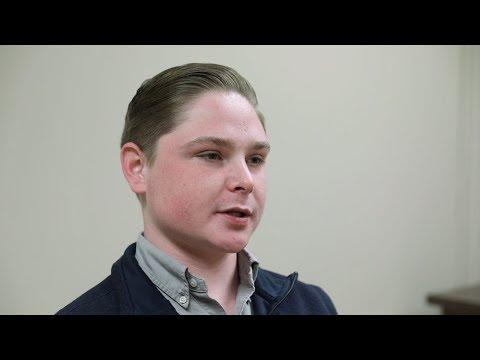 Adam Sprague - Psychology Student