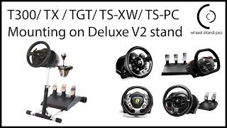 Стійка для руля Wheel Stand Pro T300TX від компанії Інтернет-магазин EconomPokupka - відео