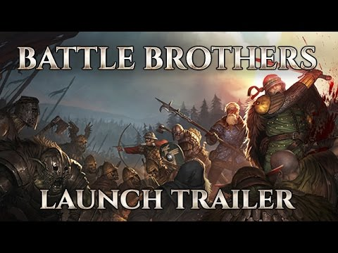 Battle Brothers Launch Trailer thumbnail