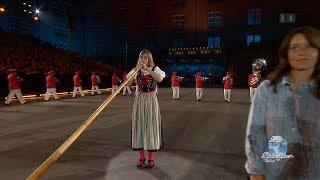 Swiss Alphorn Solist Lisa Stoll