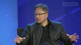 2018 WMIF | 1:1 Fireside Chat: Jensen Huang, CEO, NVIDIA