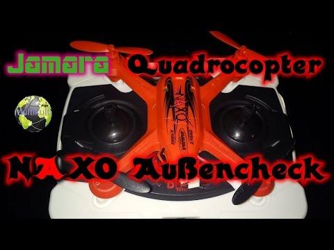 Jamara Quadrocopter NAXO Außencheck! | FULL HD | Deutsch