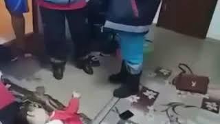 Девочка без сознания