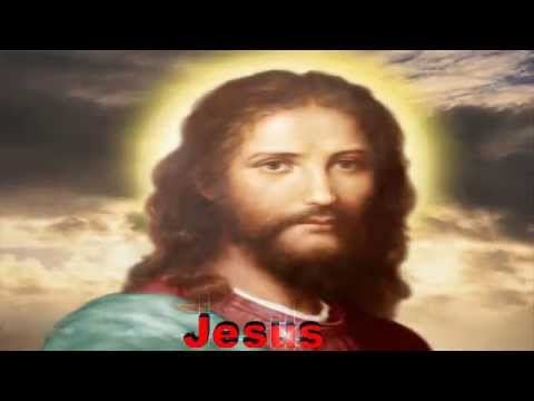 Paintings of Jesus and The Faces of Jesus - The Morphing of Christ