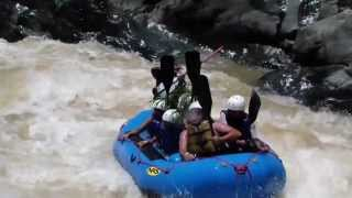 preview picture of video 'JARABACOA, deportes de aventuras'