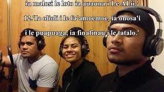 Roma 12: 10, 11, 12, 13 - Pu'avasā new gospel song 2017'