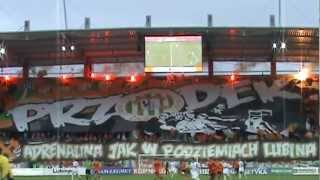 preview picture of video 'Zagłębie Lubin - Górnik Zabrze (06.05.2012)'