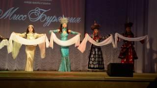 """Конкурс красоты """"Мисс Бурятия-2017"""" Часть 1"""