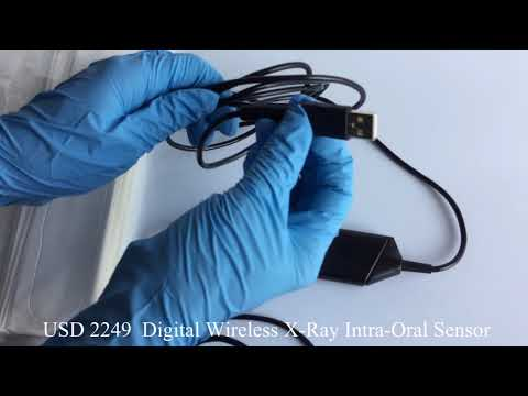 Digital Wireless X Ray Intra Oral Sensor