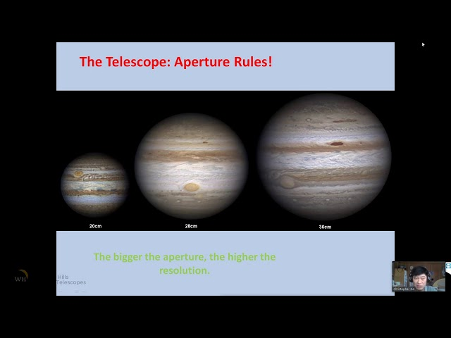 Christopher Go: Planetary Imaging Essentials Part 1