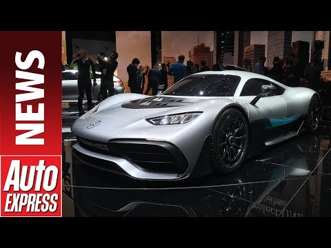 Meet the Mercedes-AMG Project ONE - the road car with an F1 engine...