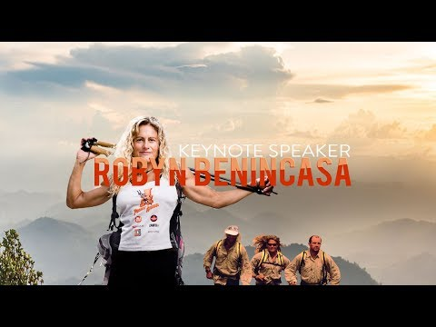 Sample video for Robyn Benincasa