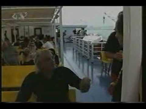 Malnar živčan jer se ekipa napila na trajektu