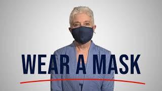 AHA, AMA, and ANA Urge You to Wear a Mask