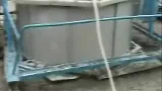 Виброформа для изготовления бракованых колодезных колец ПЗМ   2