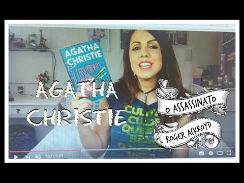 Dica De Leitura O Assassinato de Roger Ackroyd Agatha Christie - Gui Margutti
