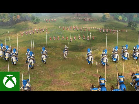The Hundred Years War de Age of Empires IV