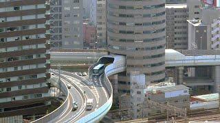 Die Geschichte von der Autobahn durch das Gebäude ★ ONLY in JAPAN