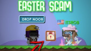 NEW Easter scam fail?!? TOP 3 SCAM FAILS 2018 - GROWTOPIA
