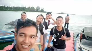 preview picture of video 'ANGKATAN PERANG PART 1 GOES TO SAMBER GELAP ISLAND'