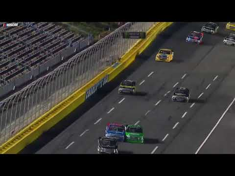 Final Laps: See how Sauter earned his first Charlotte victory