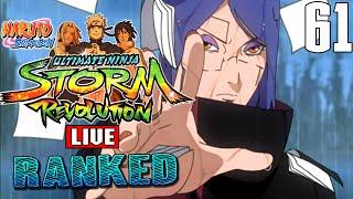 Naruto Storm Revolution : The Life Of A Thug - Live Ranked Ep. 61