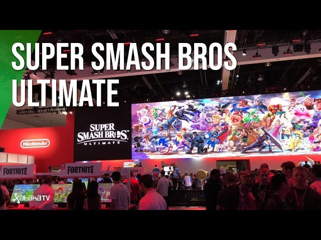 Super Smash Bros Ultimate: PROBAMOS la FÓRMULA INAGOTABLE