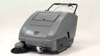 LAVORPRO Sweeper Walk Behind  SWL 700 & SWL 900 Made In Italy