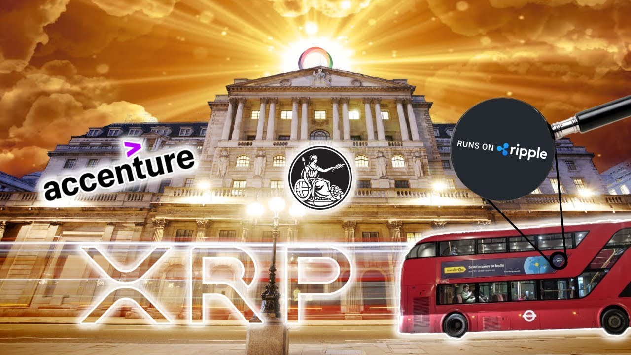 RIPPLE XRP THIS IS HUGE!!! [BOE APPOINTS ACCENTURE AS TDP]