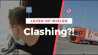 Struggles met geparkeerde auto's | Vlog #35 | Italië | Trucking | Leven op wielen